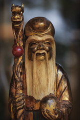 Wooden carving in temple in Chiang Mai 2098 (shahidul001) Tags: art fineart craft crafts handicraft sculpture temple vertical color colour chiangmai thailand asean southeastasia asia drik drikimages
