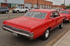 Gassers 3 at the Automobile Driving Museum (USautos98) Tags: 1965 pontiac tempest gasser hotrod streetrod custom