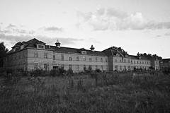 Fort Snelling - Upper Post barracks (Thompson Photography) Tags: fortsnelling81716 fortsnelling upperpost twincities minnesota mn august 2016 81716