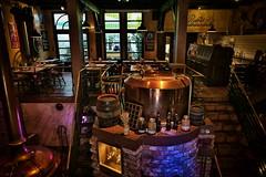 Brauberger (Smo42) Tags: kneipe restaurant bierkessel kupfer zapfanlage grtanks sudpfanne sonya58 sal1650