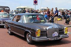 1966 - Mercedes-Benz 250 SE Coup - AM-45-56 -4 (Oldtimers en Fotografie) Tags: 1966mercedesbenz250secoupmercedesbenz250secoup 250se am4565 w111021 oldtimerdaglelystad2016 oldtimerdag lelystad oldtimerdaglelystad oldcars classiccars oldtimers fotograaffransverschuren oldtimersfotografie fransverschuren outdoorvehiclecar am4556 mercedesbenz 250 se coup mercedesbenz250secoup
