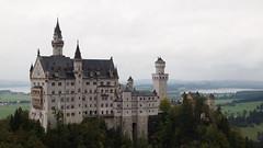 Neuschwanstein Castle, Germany (bbroggie) Tags: neuschwanstein castle germany king ludwig disneyland sleepingbeautycastle kingludwigii neuschwansteincastle
