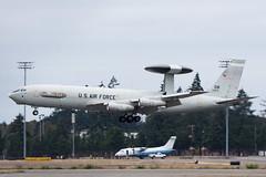 USAF E-3B 78-0578 (Josh Kaiser) Tags: 780578 e3 e3b sentry30 tinker usaf awacs sentry boeing aewc radar 707 mcchord tcm ktcm tacoma