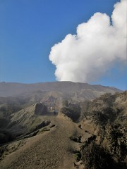 Mount Bromo (SqueakyMarmot) Tags: travel asia indonesia java 2016 kalibaru mountbromo steam