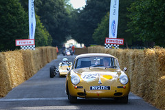 Bo'ness Speed Hill Climb (<p&p>photo) Tags: yellow johnnygraham graham no122 number122 number 122 1965 60s 1960s porsche356 porsche356c porsche 356c mvg171c bonesshillclimb bonessspeedhillclimb boness speed hill climb september2016 september 2016 auto car race racing sport motorsport kinneil kinneilestate falkirk edinburgh scotland uk automobile championship classic historic motor revival track bonesshillclimbrevival worldcars