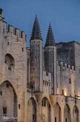 Avignon (Patrice Faur) Tags: avignon palaisdespapes vieilleville patrimoine papes provence vaucluse heurebleue nuit photodenuit sony sonya57 50mmdtf18sony