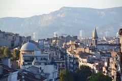 Toits de Marseille (Jeanne Menj) Tags: toits ville marseille chemines