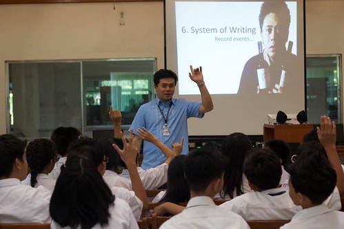 The Joy of Being a Jesuit Teacher by Jeff Pioquinto, SJ, on Flickr