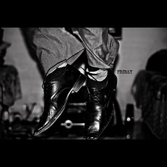 315/365. Friday. (Anant N S) Tags: blackandwhite bw india monochrome socks happy photography 50mm fly flying blackwhite jump jumping shoes dof weekend levitation sharp trousers wireless friday pune trigger lev levitating shoelaces project365 lensor levitationphotography anantns thelensor anantnathsharma formalmenshoes formalmenwear weekendhappypicture firdaypartypicture