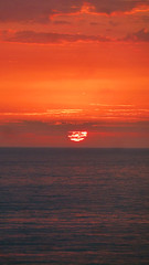 Palos Verdes Sunset (katiewub) Tags: sunset beach palos