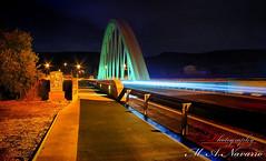 salt del bou (espucnic) Tags: espaa valencia del puente salt nocturna comunidad valenciana bou ontinyent onteniente