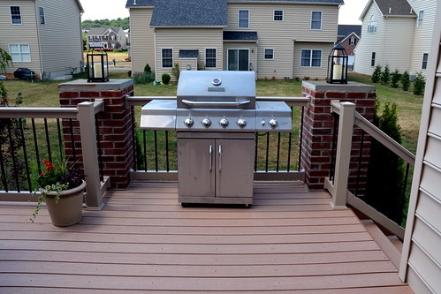 backyard classic hybrid grill submited images pic2fly