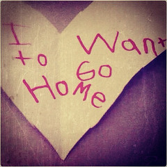 I want to go home (Mitchypop) Tags: home vintique instagram pixlromatic
