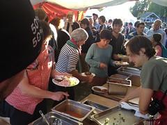 Food at Ö Festival 2012