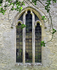 The Church of St Andrew, Eastleach Turville, Gloucestershire, England (Hunky Punk) Tags: uk windows england geometric architecture early gothic churches cotswolds medieval gloucestershire tracery standrew eastleachturville