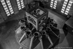 Liverpool Cathedral Bells (Richard Hayward Photography) Tags: blackandwhite bw white black church bells liverpool canon eos blackwhite cathedral 550d