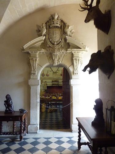 Kastelen van de Loire - P1050281