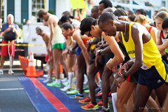 Start Line (Kay Walker) Tags: race speed concentration time marathon run runners racers races halfmarathon startline concentrate