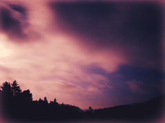 Daily sky (55Laney69) Tags: sky panorama film nature clouds analog vintage germany deutschland cloudy olympus retro panasonic faded crossprocessing trier ndfilter 1000x alienskinexposure ruwer graufilter nd30 exposure3 epl1 alienskinexposure3 delamax lumix14mmf25pancake