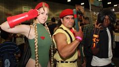 021 (willdleeesq) Tags: cosplay cosplayer cammy streetfighter cosplayers capcom comikaze comikazeexpo