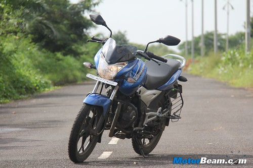Bajaj Discover 125 St Test Ride Review