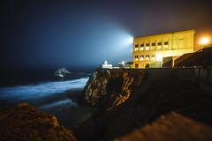 So much fog! (Cheto Flep) Tags: sanfrancisco cliffhouse pacificocean cameraobscura oceanbeach 1531mm3545 15mm iso200 lens:id=38 nikond700 pacific sf sfba ocean 8   ca california d700 nikon northerncalifornia sfbayarea sanfranciscobayarea oceano   northamerica usa datetaken:month=09 datetaken:year=2012 datetaken:day=15 datetaken:hour=21 datetaken:minute=05 datetaken:second=19 datetaken:dow=saturday saturday datetaken:date=20120915