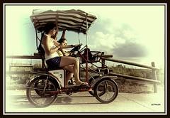 Se va el verano... (c1rm2n) Tags: del delta bicicleta retratos ebro