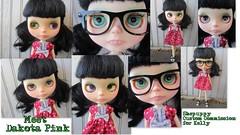 Dakota Pink, Custom by ShePuppy!!