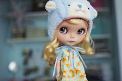 Little Sheep...we love our new Wings in Flight babydoll dress <3