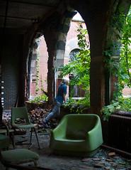 (inkbaubles) Tags: windows selfportrait newyork abandoned hospital decay canoneos20d asylum