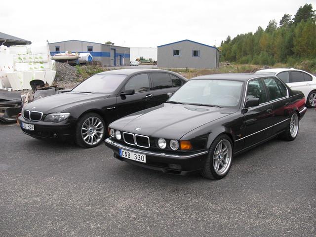 cars bmw 7series individual v12 750 e32 7er e65 760 750i 760li e66 760i