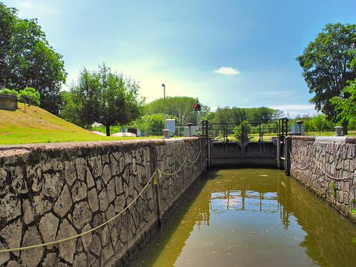 Baťův kanál, Česká Republika 2012 - DSCN0699
