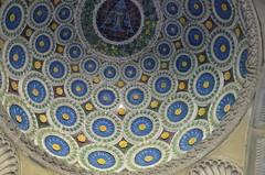 Capella dei Pazzi, Brunelleschi, 1442-46, interior, Santa Croce (3) (Prof. Mortel) Tags: italy florence brunelleschi santacroce pazzichapelcappelladeipazzi