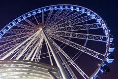 Seattle Great Wheel (Alan*Lawrence) Tags: seattle wheel ferris