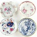 220. (4) Chinese Export Porcelain Saucers