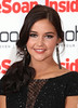 Jacqueline Jossa The Inside Soap Awards 2012 held at One Marylebone London, England