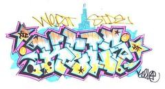 KEL J4F XTC (halolaylow) Tags: chicago graffiti kel