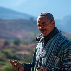Berber narrator (filipmije (on and off)) Tags: portrait morocco berber atlas marrakech marrakesh narrator
