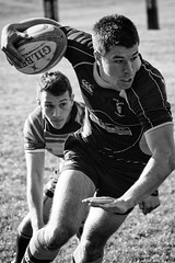 Hunted (Alan Bourne) Tags: england people home sport action unitedkingdom rugby rochester sevenoaks london2 competitions firstxv mrfc medwayrugbyfootballclub medwayrfc olliebest