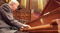 Musical accompaniment at Michael Duffy And Nancy Gibbs