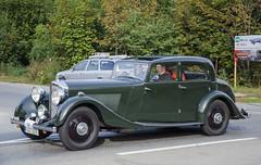 Bentley 4½ Park Ward (1932) (The Adventurous Eye) Tags: park classic car race 1932 climb do hill brno ward bentley rallye 4½ závod soběšice vrchu brnosoběšice