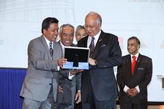 Perasmian Bangunan Mercu UEM (Najib Razak) Tags: kualalumpur pm primeminister 2012 bangunan mercu uem perdanamenteri perasmian najibrazak