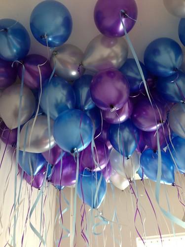 Heliumballonnen Leerhotel Het Klooster Amersfoort