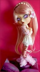 Olor (Kerien - Pruine Arlequin) Tags: rose doll dolls groove pullip japon kawai junplanning cinciallegra