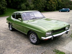 Ford Capri 2 (80s Muslc Rocks) Tags: ford capri
