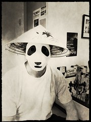 Panda Lyne (Mr) Tags: tintype flickrhq foursquare:venue=4b144582f964a5204aa023e3 uploaded:by=flickrmobile flickriosapp:filter=tintype