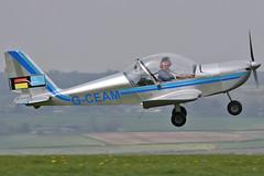 G-CEAM (johnmorris13) Tags: comptonabbas ev97 egha teameurostar gceam cosmikaviation