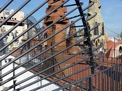 CATALUNYA,BARCELONA, PALAU GELL (poncar03) Tags: barcelona architecture arquitectura gaud catalunya modernismo modernisme palaugell forjados gaudiicornetantoni forjats