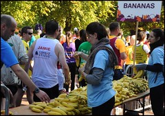 Things to do in Hyde Park - DSC_9918a (normko) Tags: park london gardens marathon royal run banana hyde half finish kensington