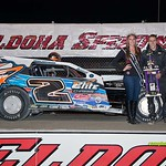 race winner: Nick Hoffman